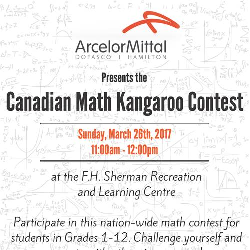 Canadian Math Kangaroo Contest